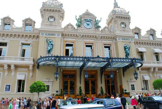 Place du casino montecarlo