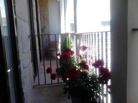 Hotel Real Ribadomar: balconcito