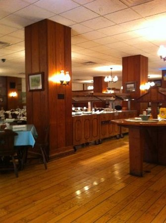 Spring Mill Inn: Buffet