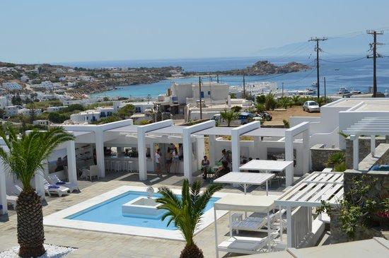 Palladium Boutique Hotel: piscina