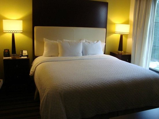Embassy Suites by Hilton Savannah Airport: Bedroom