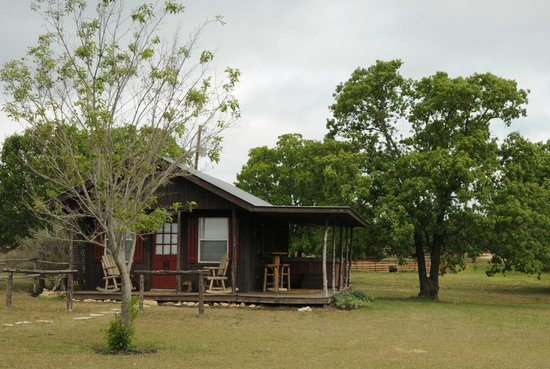 Spotted Pony Ranch: Western Cabin