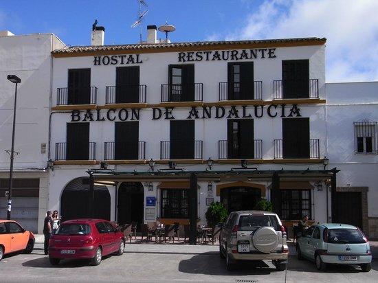 Estepa, Spain: Balcon de Andalucia