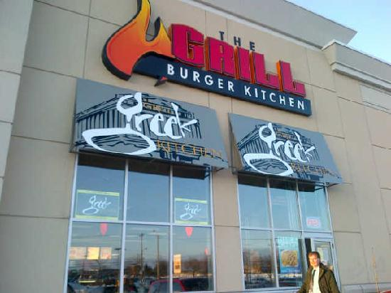 The Grill Burger Kitchen, Kitchener - Restaurant Reviews, Phone ...