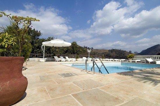 Pousada Spa Serra Morena : Parque aquático - piscina de lazer