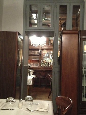 Casa Valdese: Restaurant Vitto's, near the hotel, excellent food