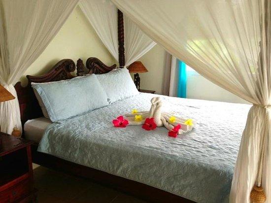 Popa Paradise Beach Resort: Wonderful accommodations!