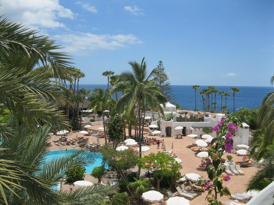 Garden picture of hotel jardin tropical costa adeje for Jardin tropical