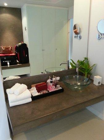 The Houben Hotel ( Adult Only ): salle de bains