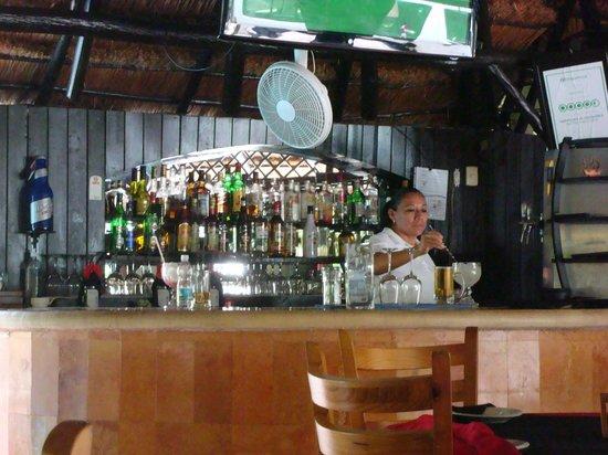Mayan Bistro: great bartenders
