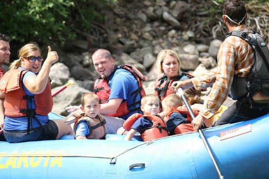 Glenwood Adventure Company: Family Vacation