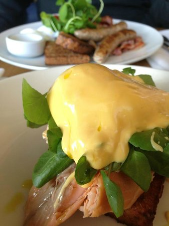 St Heliers Bay Cafe & Bistro: Breaky