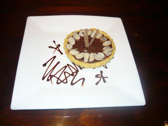 Guntrig Restaurant: PIE DE CHOCOLATE