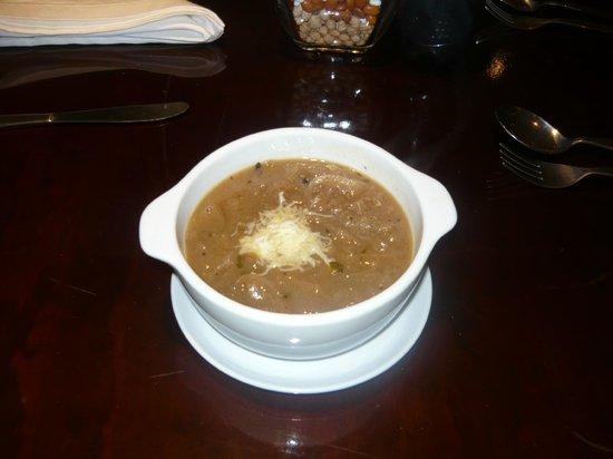 Guntrig Restaurant: SOPA
