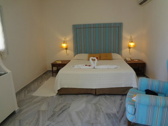 Yria Island Boutique Hotel & Spa : Upon first day arrival