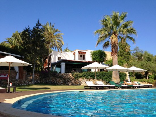Hotel Cas Gasi: The beautiful pool