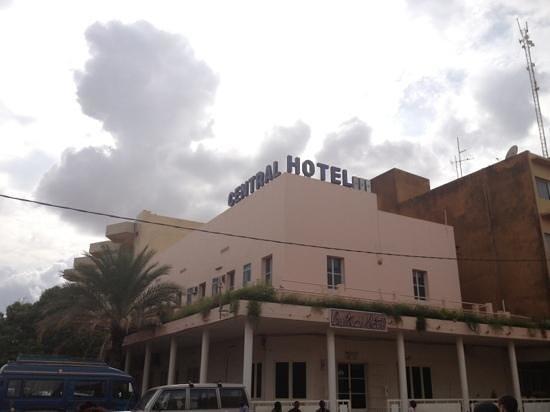 Photo of Hotinter Central Hotel Ouagadougou