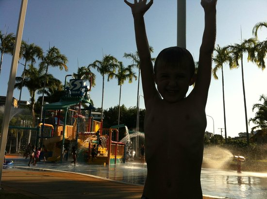 The Strand: Water Park, Strand