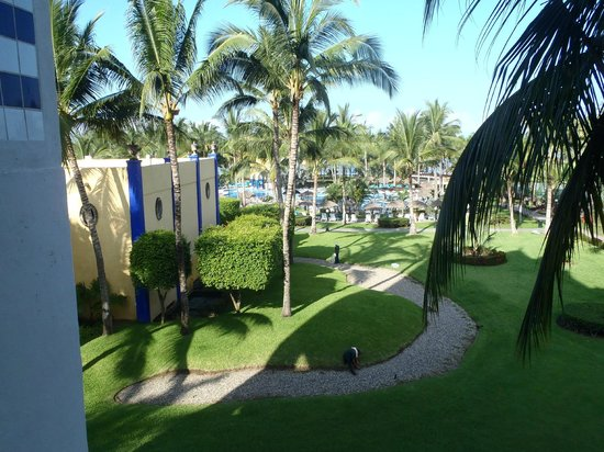 ClubHotel RIU Jalisco: View from our room