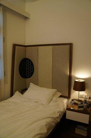 The Sultan: my tiny room
