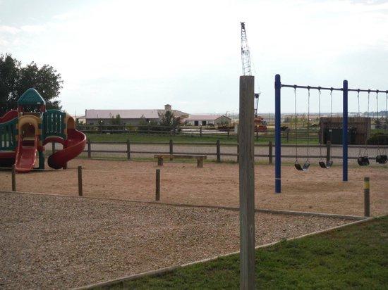 Cheyenne KOA: Playground