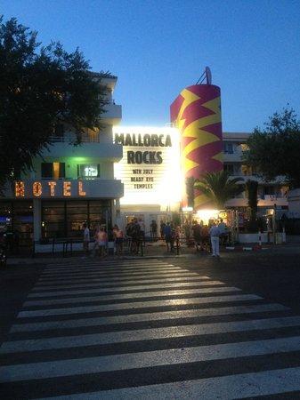 BH Mallorca : Mallorca Rocks Hotel