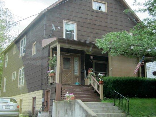 Τζέιμσταουν, Νέα Υόρκη: Lucy's childhood home in Jamestown, NY