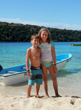 Paradise Cove Resort: My gorgeous kids !