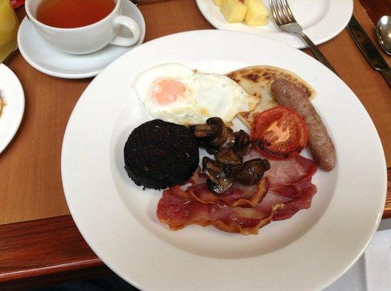 Channings Hotel: Full Scottish Breakfast