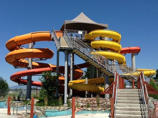 Splash Montana: Waterslides