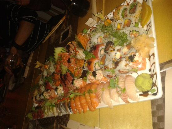 Sushi Pearl: Especial