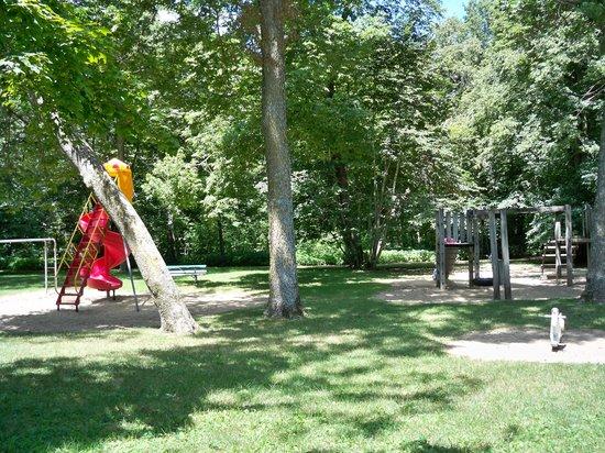โอเซจ, ไอโอวา: Playground