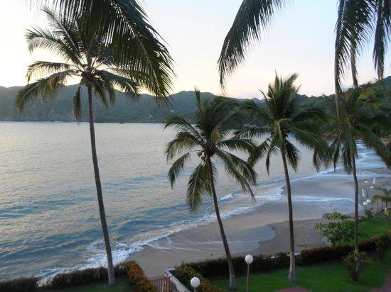 Pazifikküste, Mexiko: Vista de la Bahía de Coastecomate