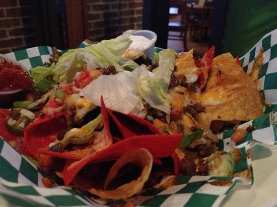 The Gator's Tail : Personal Nachos