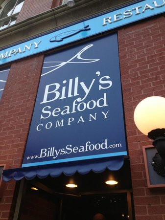 Billy's Seafood Co : exterior