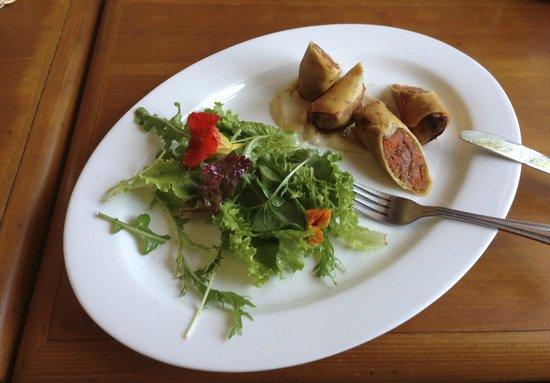 Smokin Tuna: Smokin' Tuna: Salmon Rolls