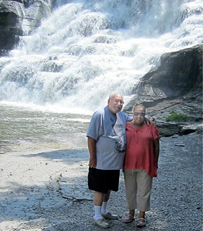 Ithaca Falls Natural Area : Nature at its best