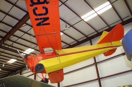 Yanks Air Museum: Aeronca C-2