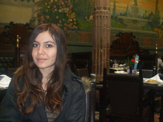 Elegante fotograf a de sanborns de los azulejos ciudad for Sanborns azulejos historia