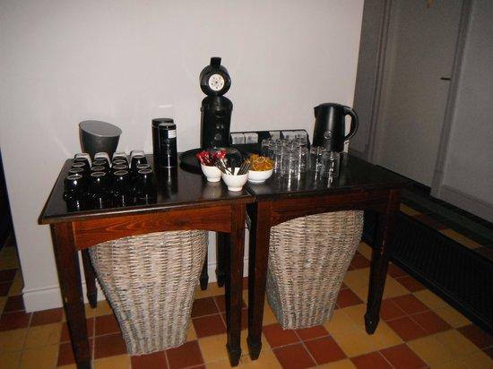 Hotel Singel: Coffee Maker