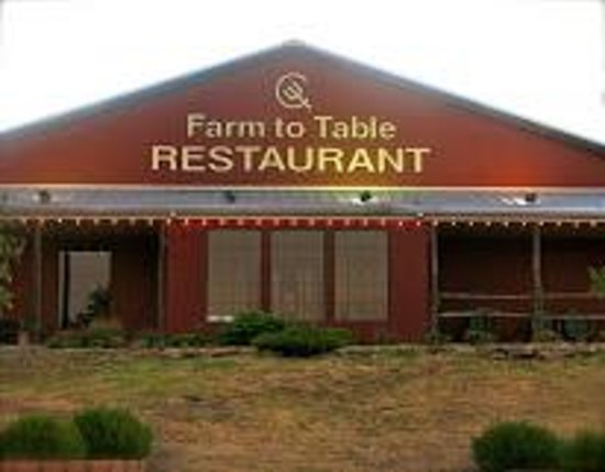 Clear Fork Station: Farm to table
