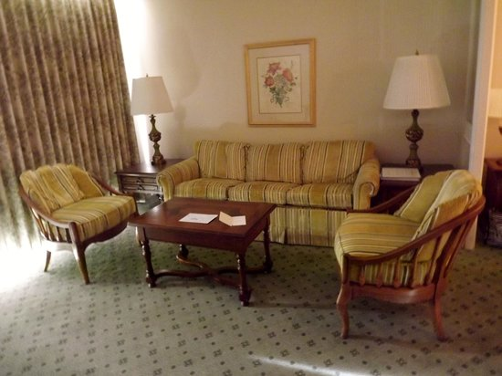 Little America Hotel & Resort: Very Elegant Suite
