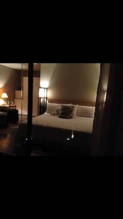 Vista Canyon Inn: Oh I miss this room! Bed was amazing!!!
