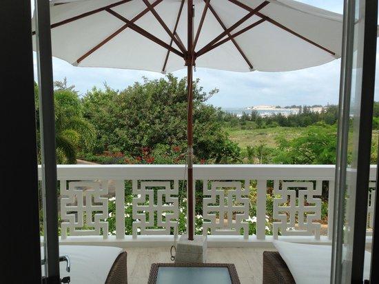 Princess D'An Nam Resort & Spa: View from the balcony - Empress villa 302