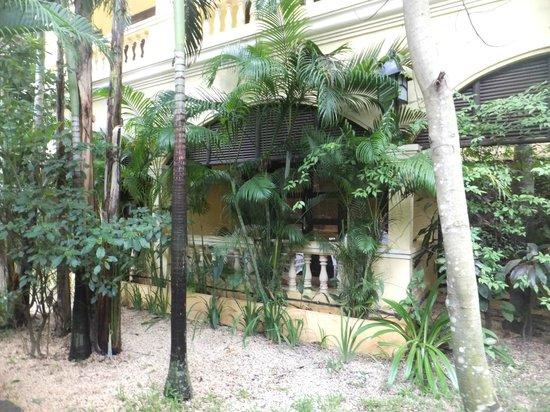 Pavillon d'Orient Boutique-Hotel: spa