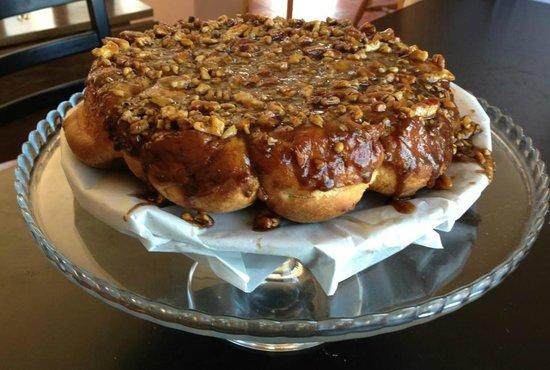 Gracie Mae's: Sticky buns!