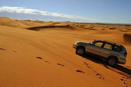 Arenas 4x4 Excursions : guided excursion in desert with 4x4 Jeep