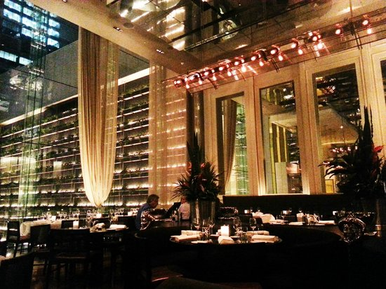 Glass Brasserie: love the ambiance