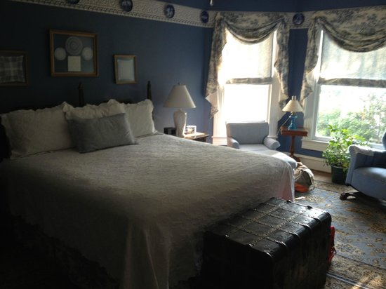 Cape Charles House Bed and Breakfast: Suite