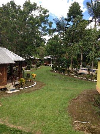 La Isla Hosteria: Cabañas